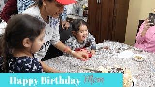 My Mom's Birthday + Some Updates   FAMILY VLOG   MOM BOSS OF 3