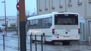 Mercedes Conecto Transarc à Vesoul