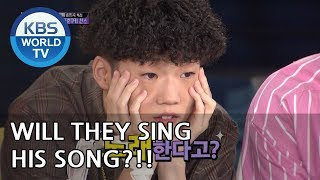Will they sing Haon's Song?! [Happy Together/2018.09.20]