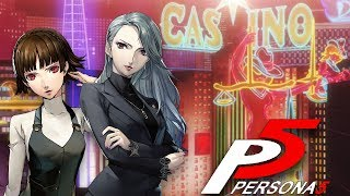 SAE'S PALACE & PLANNING OUR WEDDING?! | Persona 5 [44]