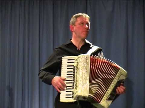 Dancing Fingers, Happy Hour Polka and Bel Viso played by David Vernon on Accordion