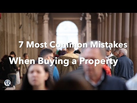 7 Most Common Mistakes When Buying A Property In New Zealand!