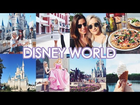 BESTIES AT DISNEYWORLD | Inthefrow