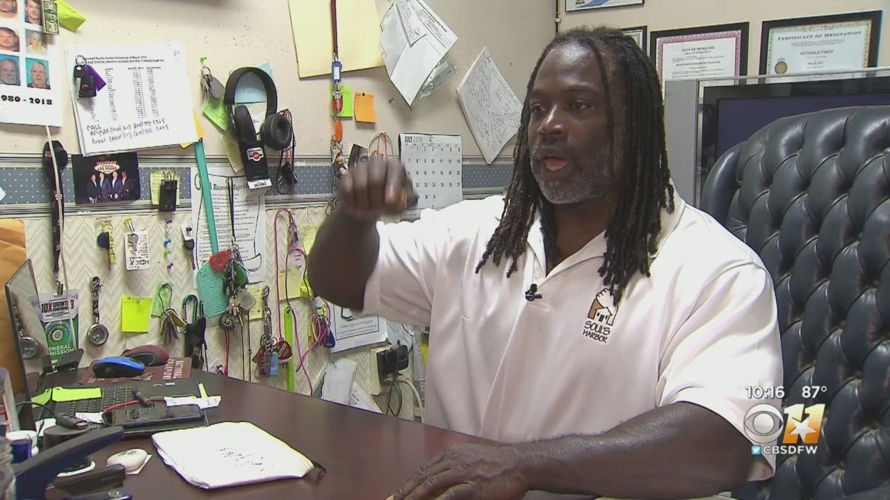 Man Sees 'Greater Good' When Lost $2,000 Returned To North Texas Nonprofit
