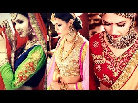 India Bridal Fashion Designs - Latest Lehenga Choli 2018