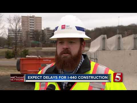 How to navigate upcoming I-440 construction