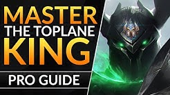 THE KING of TOP LANE - Best Tips and Tricks to DOMINATE as Mordekaiser - LoL Challenger Guide