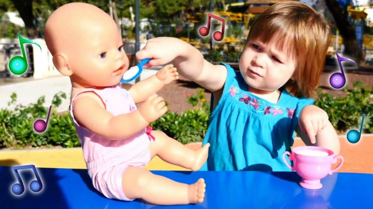 На качелях - Веселые детские песни Бьянки и Беби Бон. Сборник для малышей