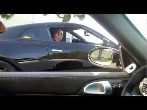 Nissan GTR vs Porsche 997 Turbo