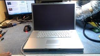 Ремонт MacBook Pro. Артефакты на экране.(В этом видео показан процесс устранения стандартного дефекта для многих ноутбуков - отвал видеокарты(GPU,..., 2013-10-09T19:00:26.000Z)