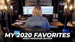 My 2020 Favorites (MUSIC PRODUCER EDITION) | Make Pop Music