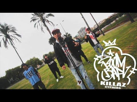 BoomBapKillaz | Baxter, Strong MC, Scherri, Zatnup, Pepe | Prod. Carter Beats