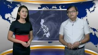 Panahon.TV | October 15, 2016, 5:30AM (Part 1)
