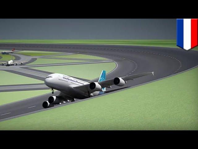 Circular runway airports: Dutch researchers propose circular runways for future airports - TomoNews