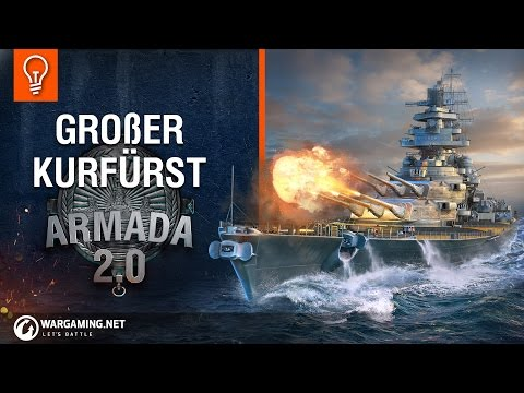 World of Warships - Armada: Großer Kurfürst