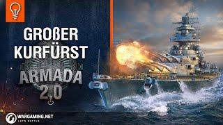 World of Warships - Armada: Großer Kurfürst