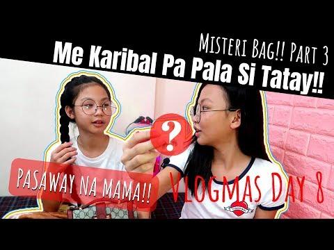 BAG RAID!!   Kakapagtakang Bag! Ni Mommy Misa   Vlogmas Day 8   Aurea & Alexa