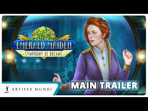 The Emerald Maiden: Symphony of Dreams Official Trailer