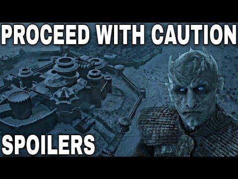 Game of Thrones Season 8 Major Spoilers Confirmed? - Game of Thrones Season 8