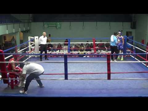 14) 52kg Ángel Miguel GÓMEZ (ARG) PPU Rodrigo RUIZ (ARG)