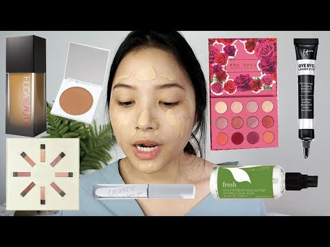 NYOBAIN MAKEUP BARU // FULL FACE OF FIRST IMPRESSION