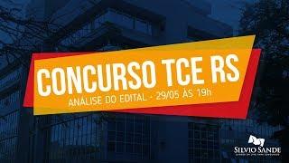 [CONCURSO TCE RS] ANÁLISE DO EDITAL COM PAMELA ENGEL
