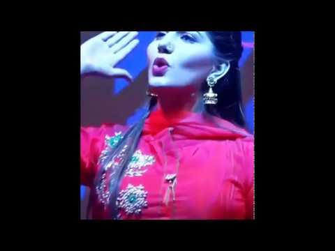 Sapna Chaudhari Very Sexy Dance Show