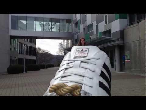 Adidas Campus in Portland (WillVlog 3-24-13)