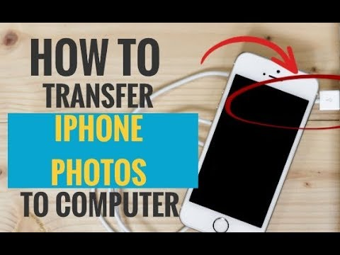 In this video I show you an app that allows you to transfer your photos and video from your iphone/i.