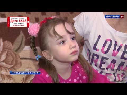 Лера Сухорученко, 7 лет, детский церебральный паралич, требуется лечение