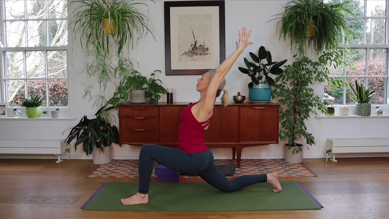 Mother's Day yoga and a very special storytime