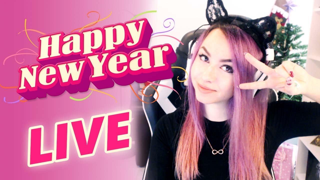 Happy New Year Stream
