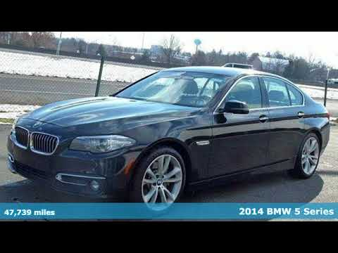 Certified 2014 BMW 5 Series Allentown PA Lehigh Valley, PA #D532821L - SOLD from YouTube · Duration:  30 seconds