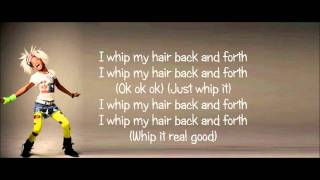 Willow Smith Ft. Nicki Minaj - Whip My Hair (Remix)