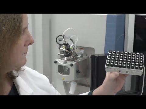 Metabolomics and Proteomics at AgriBio