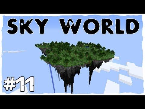 Minecraft | Sky World | Episodul 11