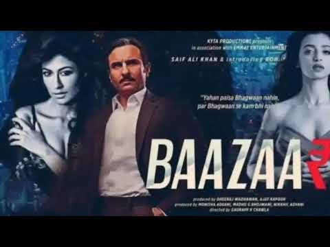 Bazaar second day box office collection// Saif Ali Khan, Chitrangada Singh, Rohan Mehra thumbnail