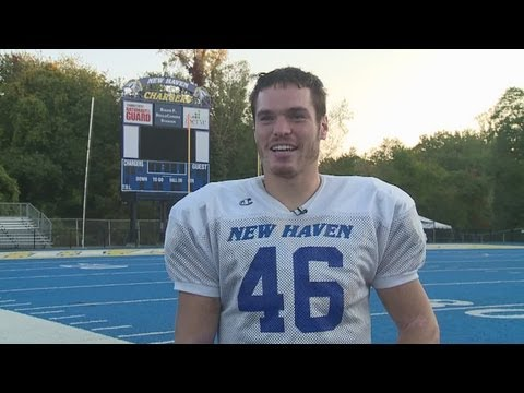 Joe Flacco's Brother Playing Football For UNH