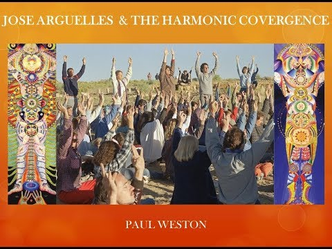 Jose Arguelles and the Harmonic Convergence