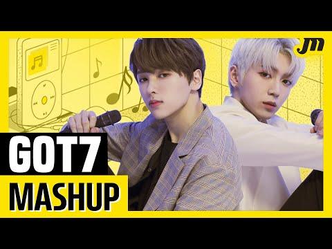 갓세븐 역대 활동곡 3분만에 부르기 GOT7 MASHUP