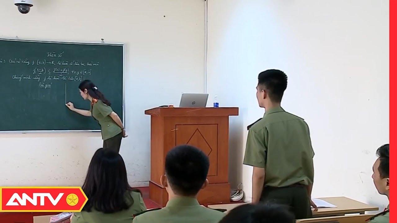 Sinh viên trường Công An đạt thành tích xuất sắc trong kỳ thi Toán quốc gia   ANTV