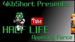 Half Life: Opposing Force P5 - Taking stockyard