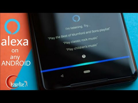 Get Alexa Voice Assistant On Any Android Phone For FREE
