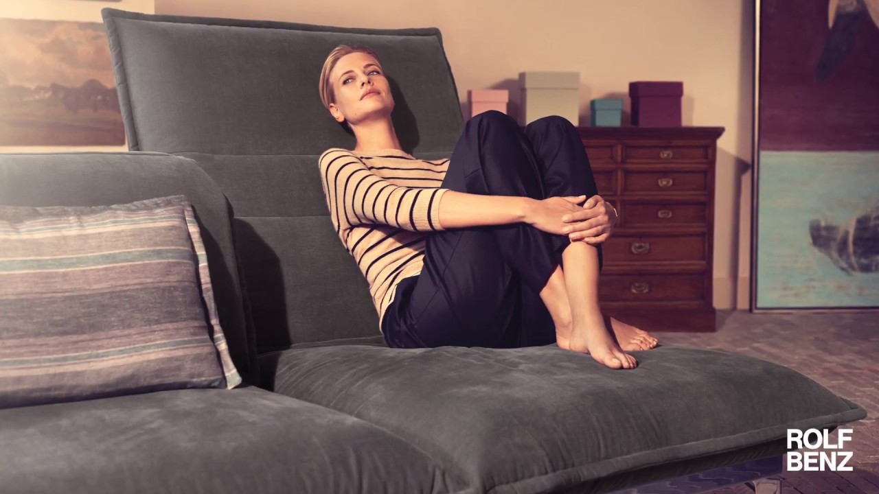 rolf benz nova youtube. Black Bedroom Furniture Sets. Home Design Ideas