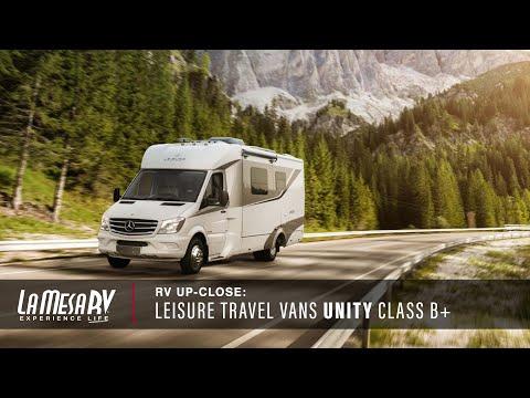 2016 Unity FX by Leisure Travel Vans - Class B RV Sales  | La Mesa RV