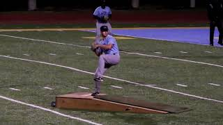 Baseball Scrimmage video clips on 01 24 2020