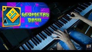 Colonna sonora dell impossibile gioco Geometry Dash livello 2 esegu...