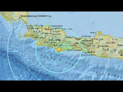 Info Gempa Bumi Terkini Youtube
