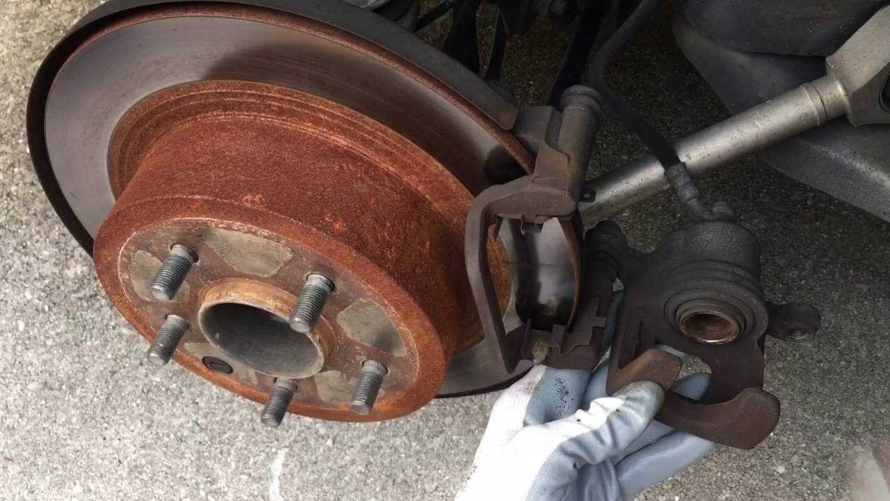 Great Nissan Altima Rear Brake Pads Replacement (2007   2012)