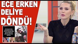 Mehmet Ali Alakurt'tan Ece Erken ve Bircan Bali'ye çirkin hakaret